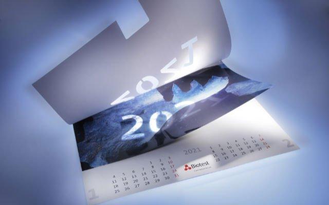 Kalender Druckhaus Becker 2021