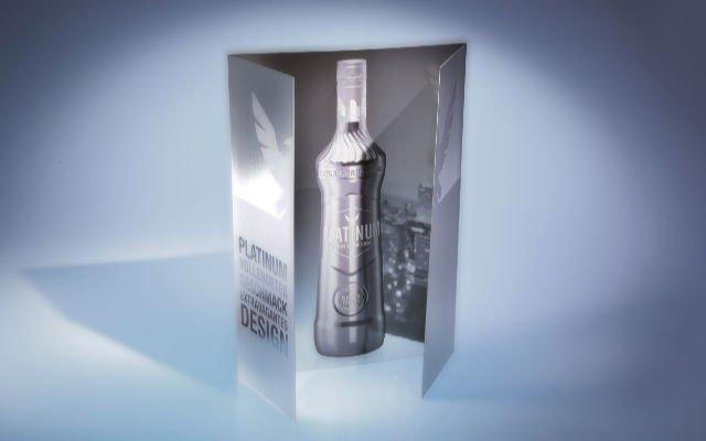 Platinum folder Druckhaus Becker 2021