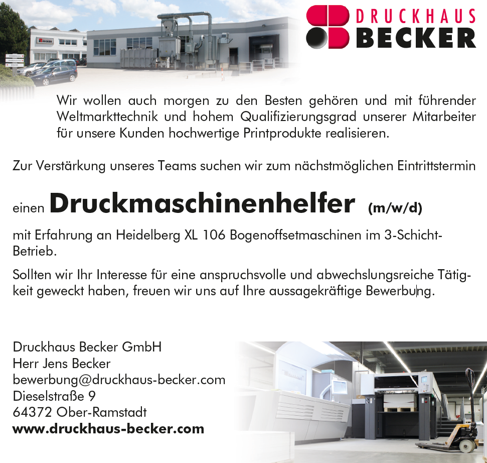 druckhaus-becker-stellenanzeige-druckmaschinenhelfer